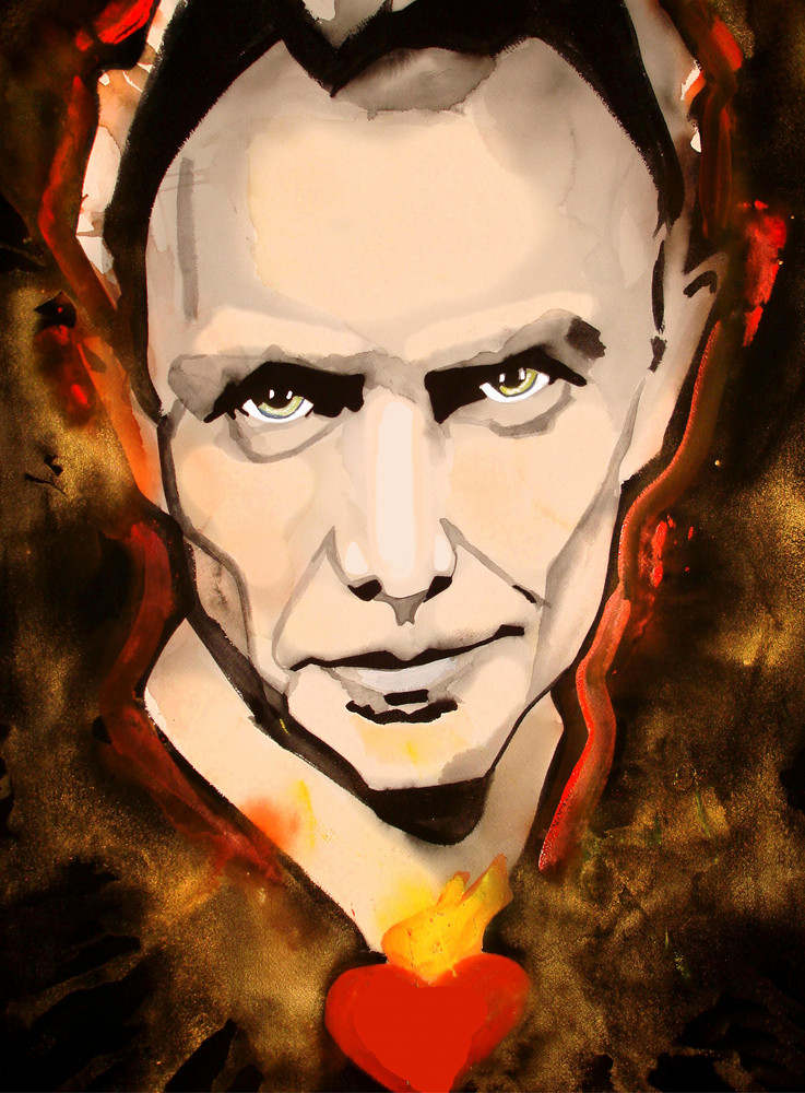 Sting Art | William K. Stidham - heART Art