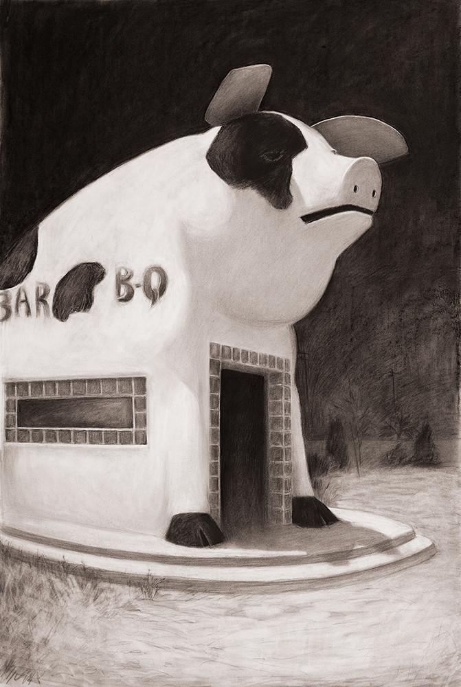 Bar B Q Art | Fine Art New Mexico