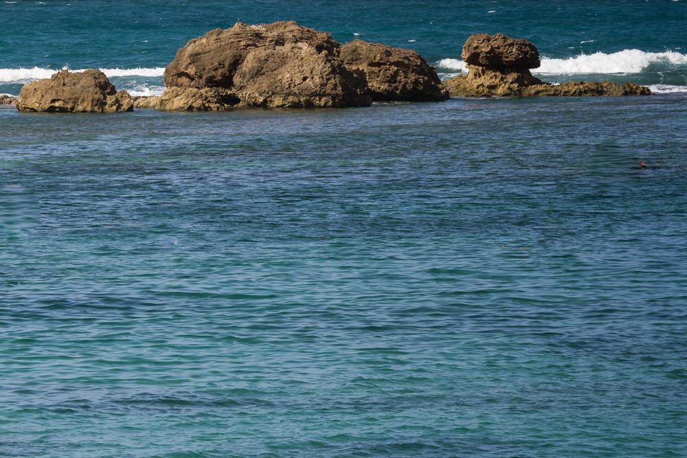 Fine Art Photographs of Rocky San Juan Shore by Michael Pucciarelli