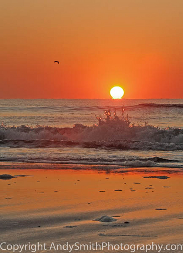 Sunrise from Brigantine fine art photograph