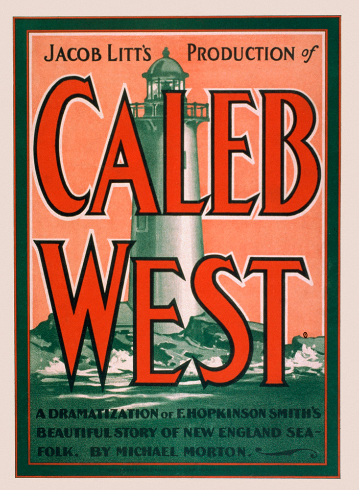 Jacob Litt's Production of Caleb West