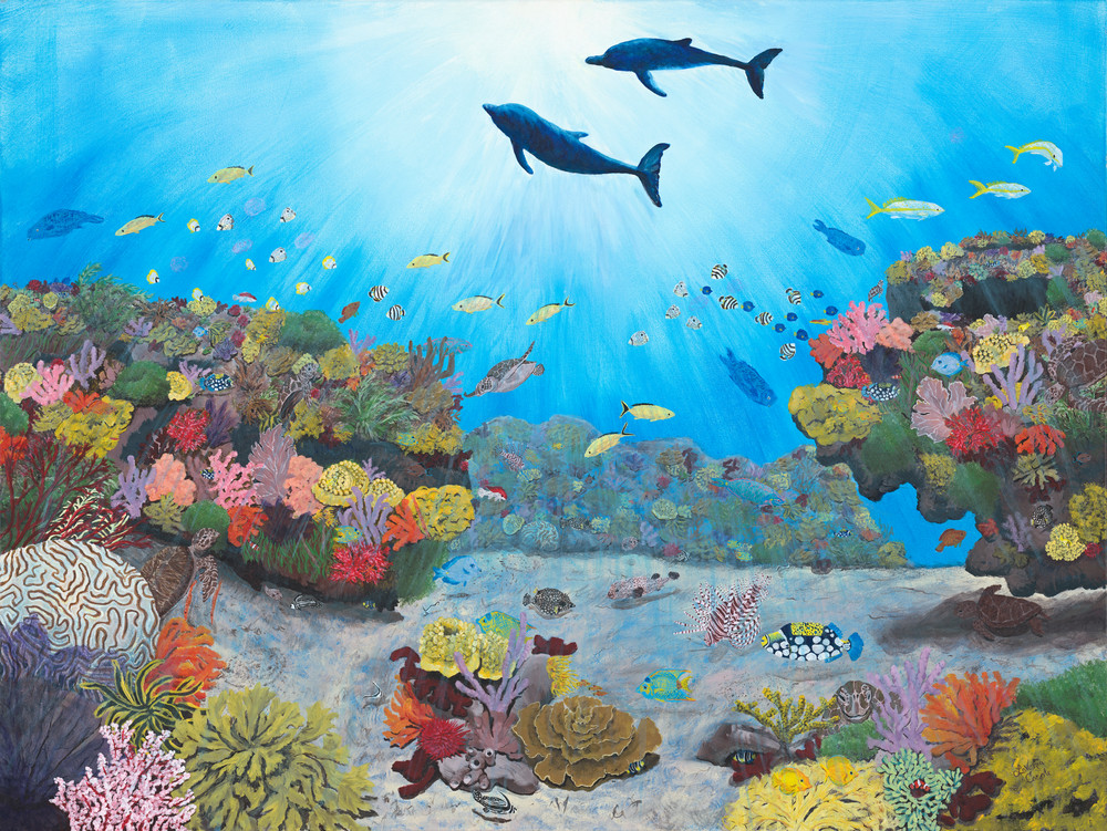 Ocean Painting Picture Find For Office Wall Decor