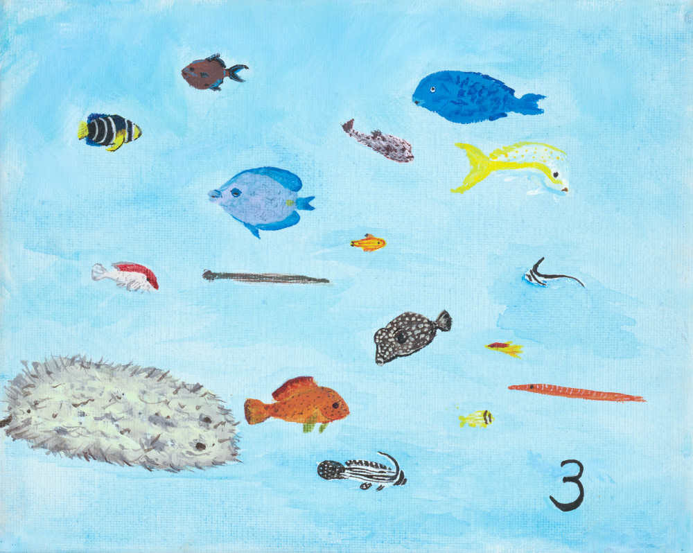 Underwater Art Picture Find Is Ideal For Kids Art