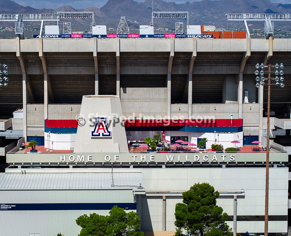 Arizona Stadium  - uastad01
