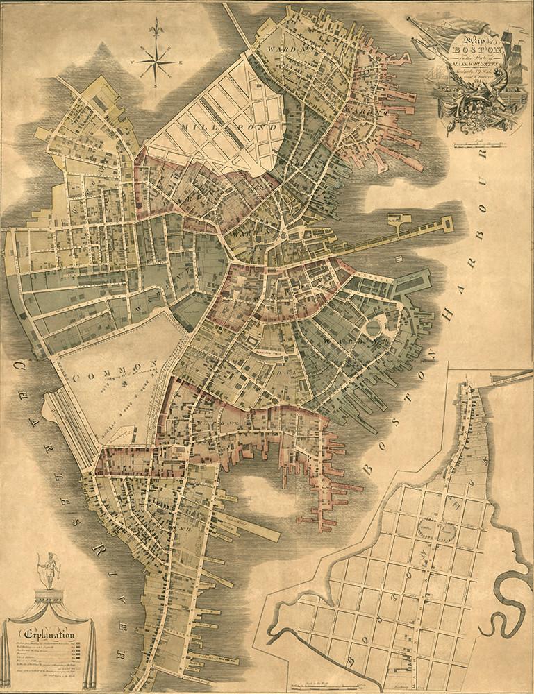 Boston, 1814
