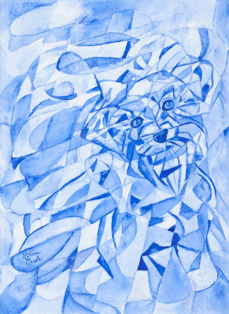 Abstract animal art-monochrome-abstract prints