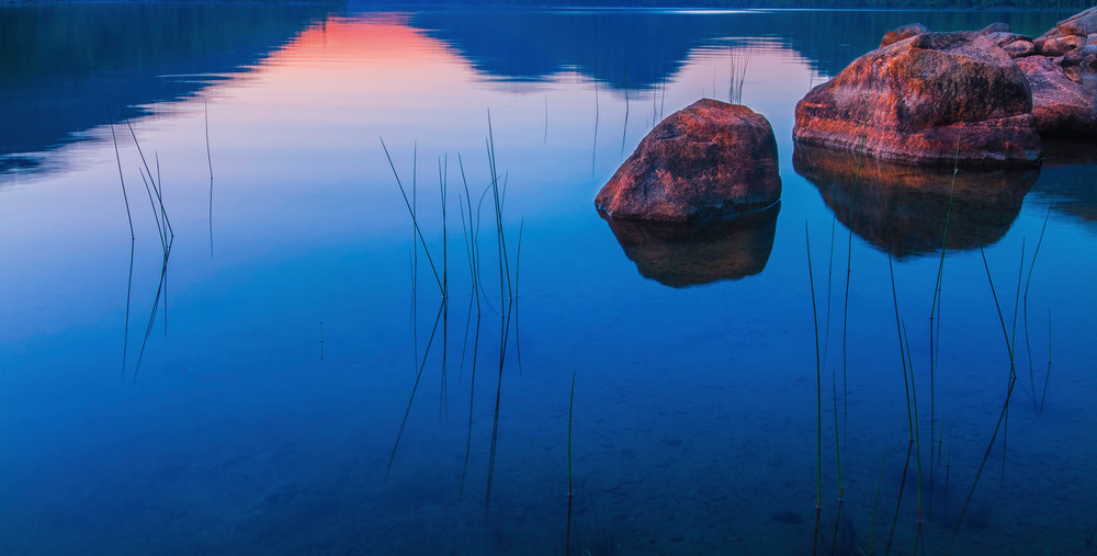 A tranquil Eco-art therapy fine art photograph for sale by Tom Schoeller