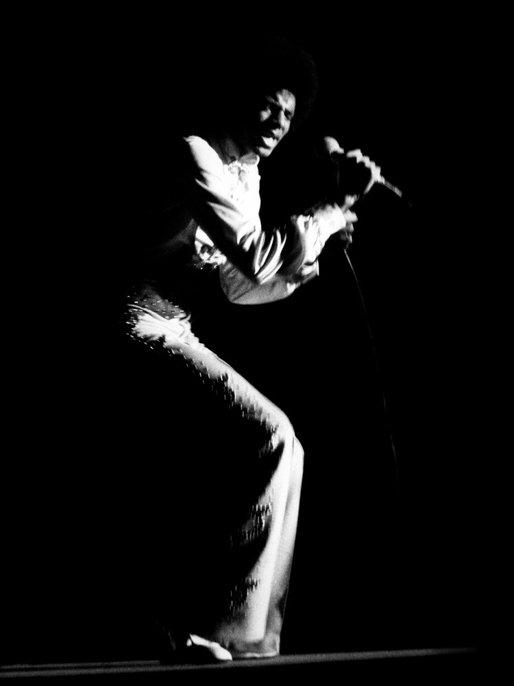 Michael Jackson, On Stage No. 2 Limited Edition Print