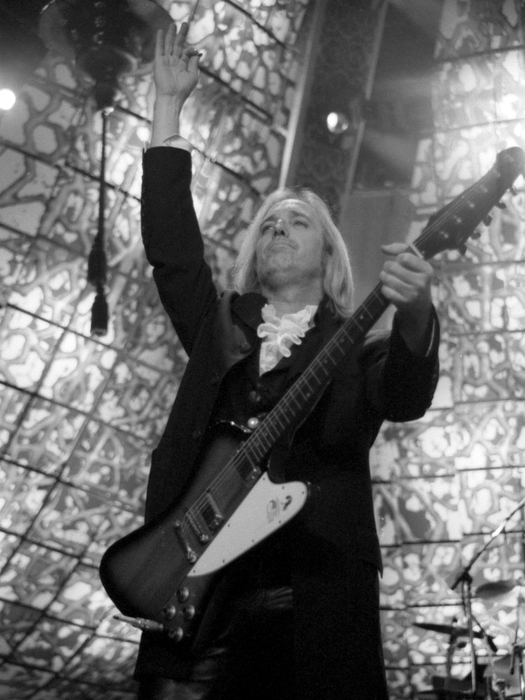 Tom Petty, On Stage No. 2 Limited Edition Print