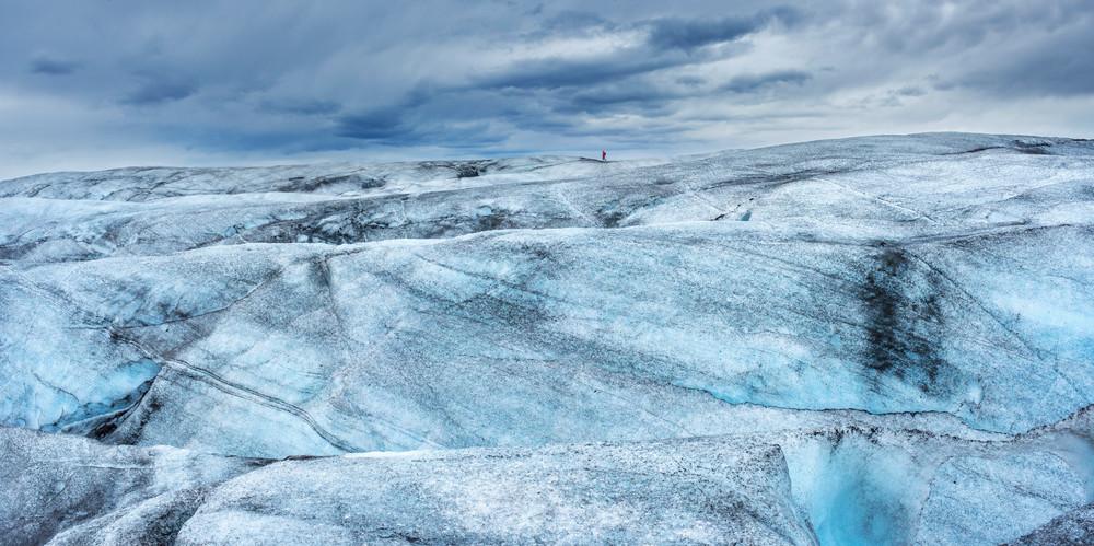 Journey Across a Frozen Landscape