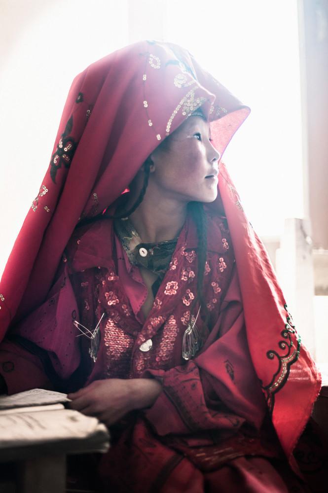 Kyrgyz Princess - Photography by Varial