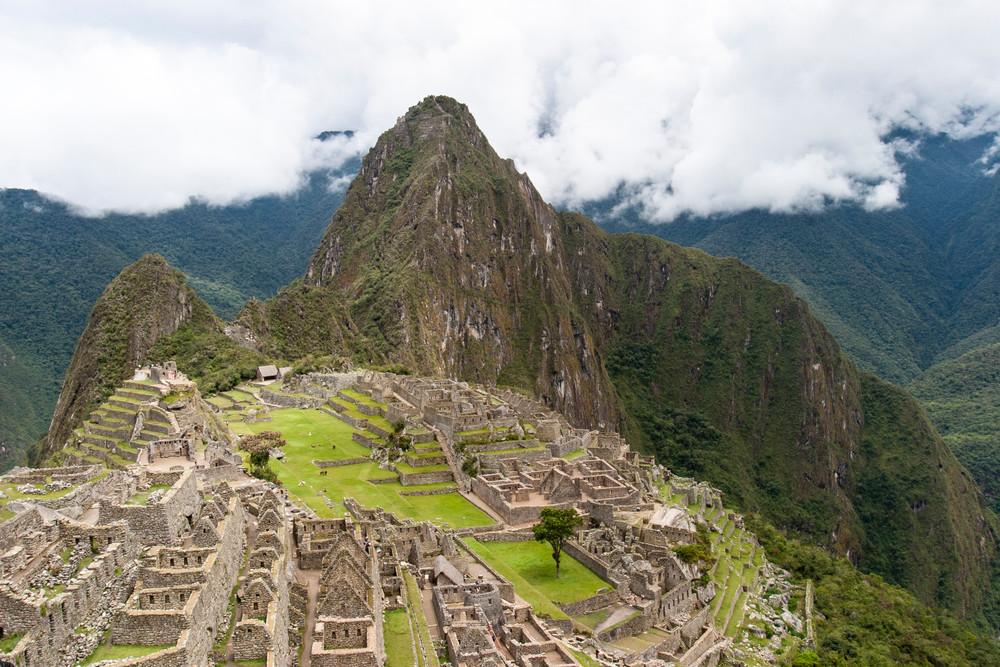 Macché Picchu, Peru