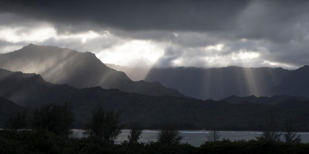 Hanalei Blessing, Kauai, Hanalei Bay