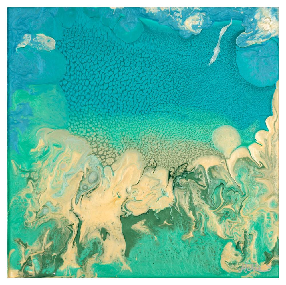 Elements Seven Original Abstract Art