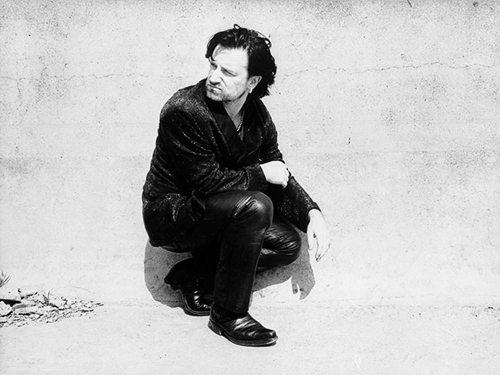 "Bono, U2. ""Reflective"" Limited Edition Print"