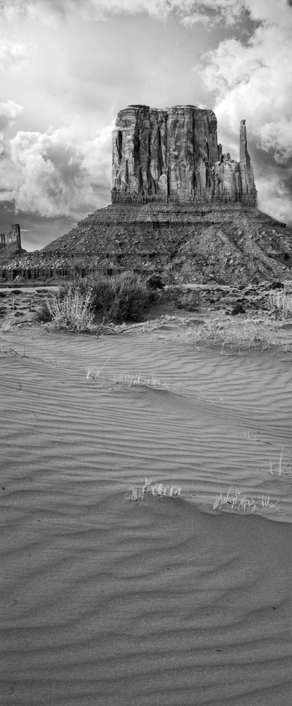Shifting Sands, Monument Valley Fine Art Print