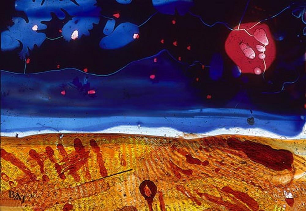 A Quilt Of Earth Sky 2 Art | ArtfulPrint