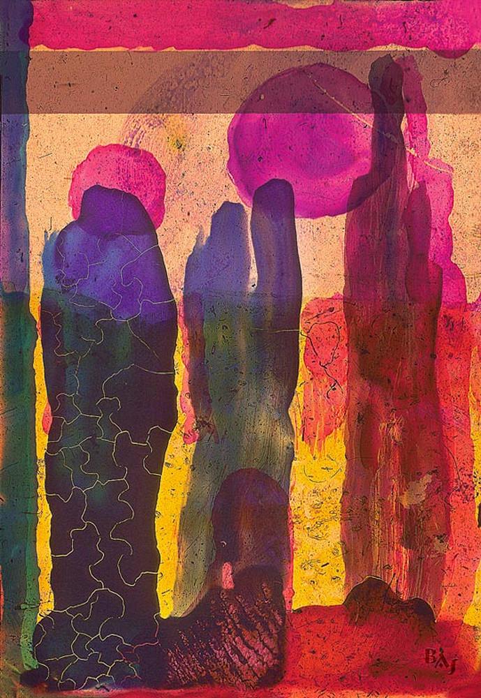 By Sun And Moon Art   ArtfulPrint