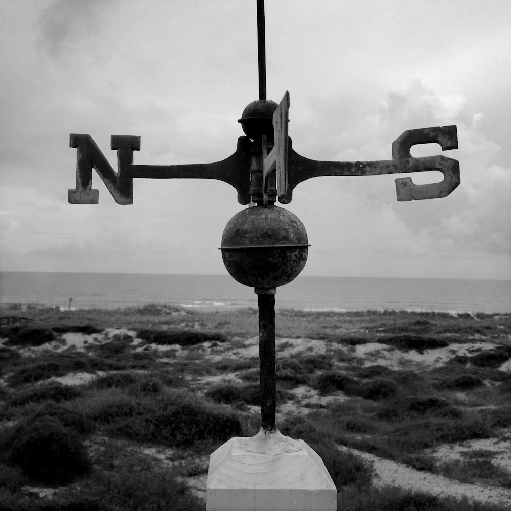 North South coastal art print