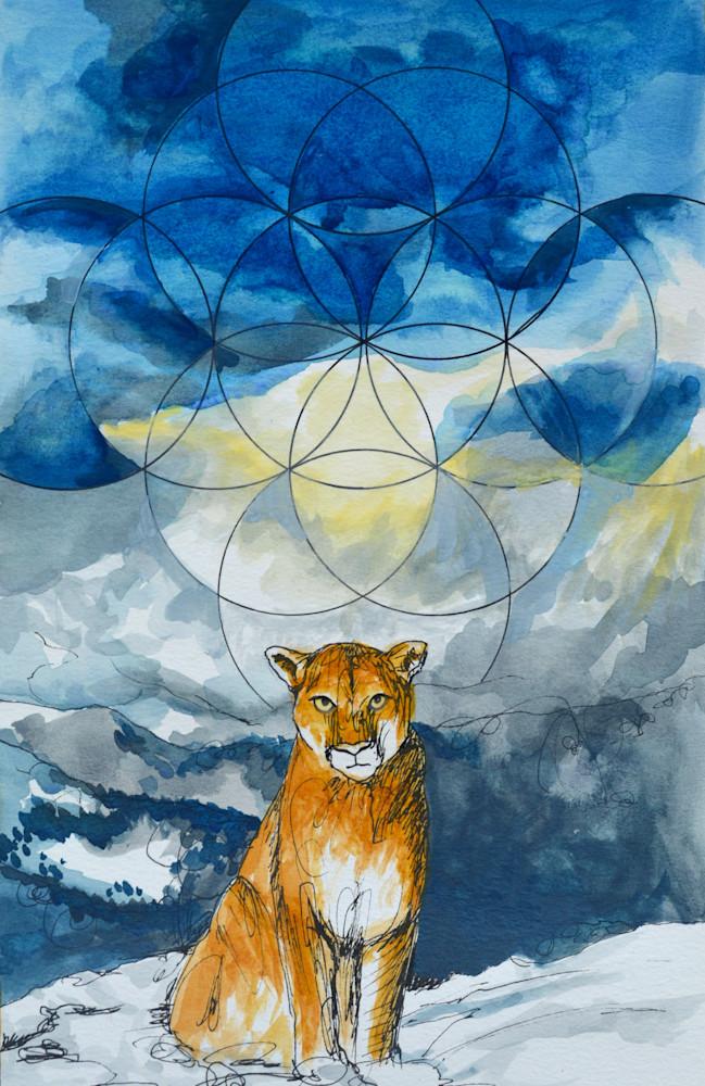 Mountain Lion Spirit