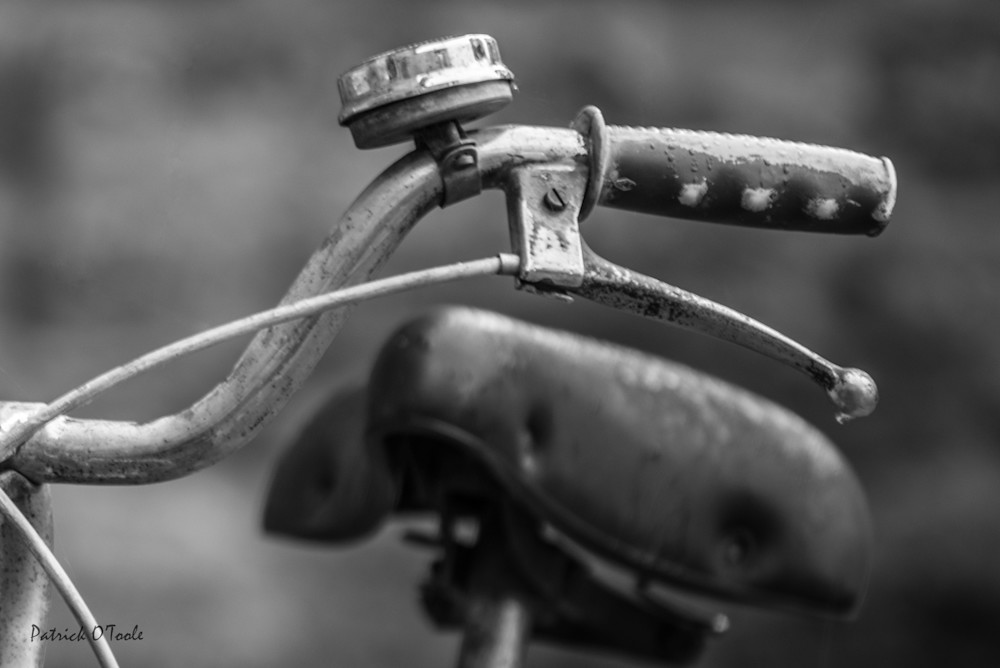 Bicycle Bell Photography Art | Patrick O'Toole Photography, LLC