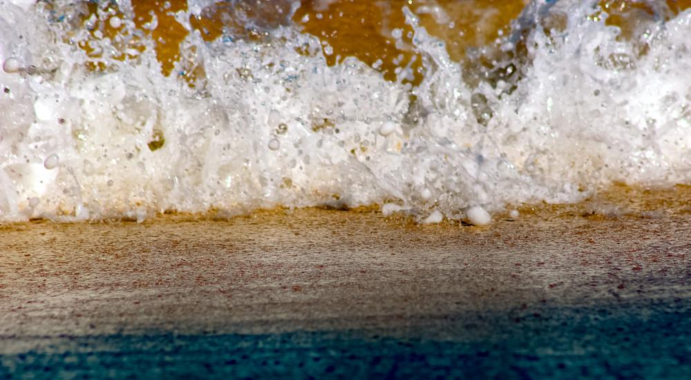 Sea Foam-BSouth, Maui, Hawaii, sea-foam, north-shore, beach-escape