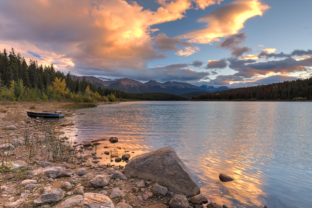 Patricia Lake Photograph for Sale as Fine Art.