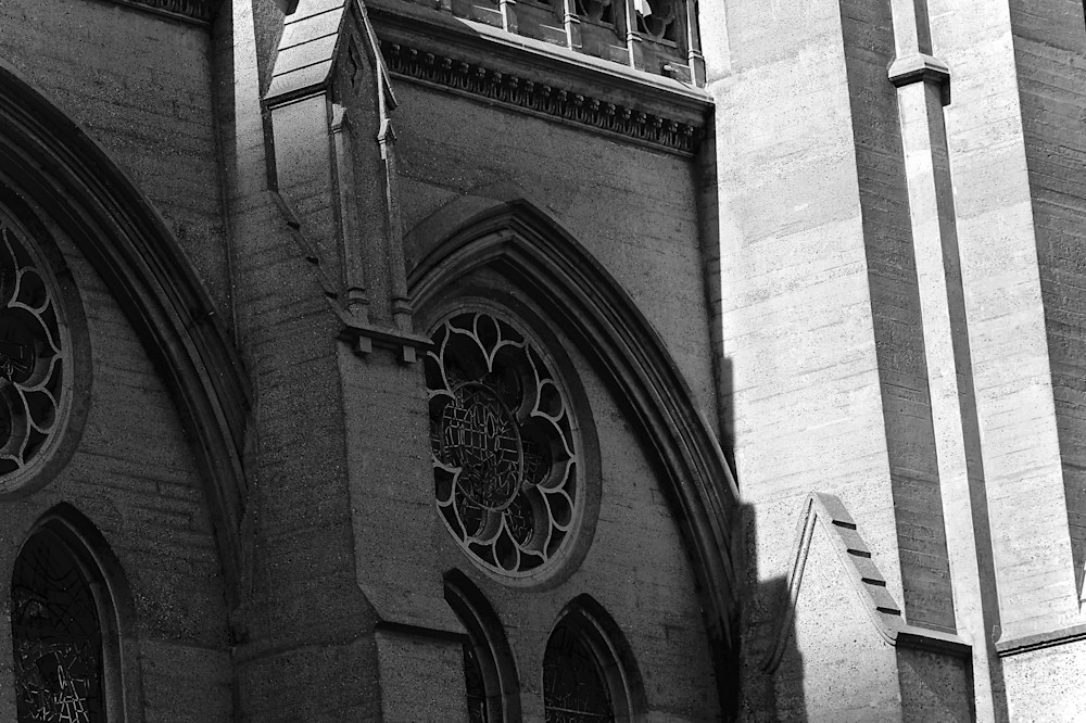 Afternoon Grace-BSouth, Grace-Cathedral, San-Francisco