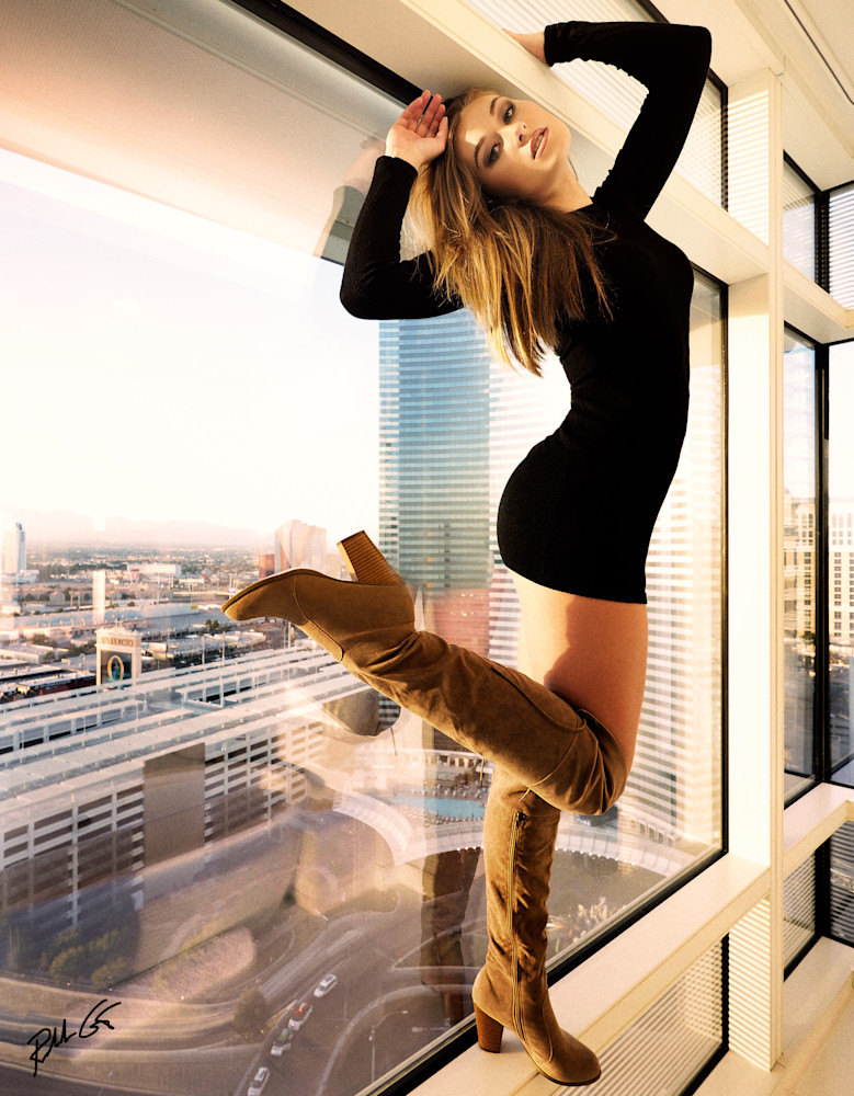 Penthouse Boots