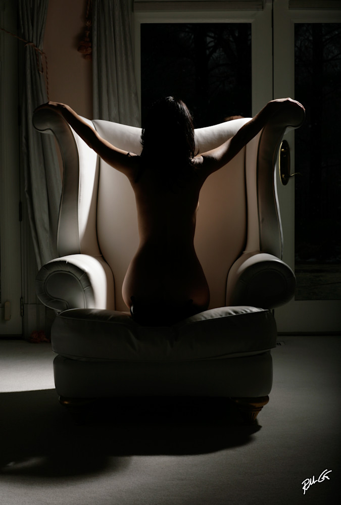 Shannon Chair Nude
