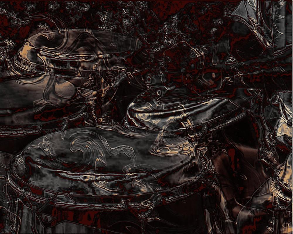 Soul Drum Awakening | Mark Humes Gallery