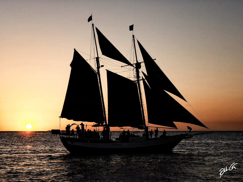 Sunset Sails in Key West