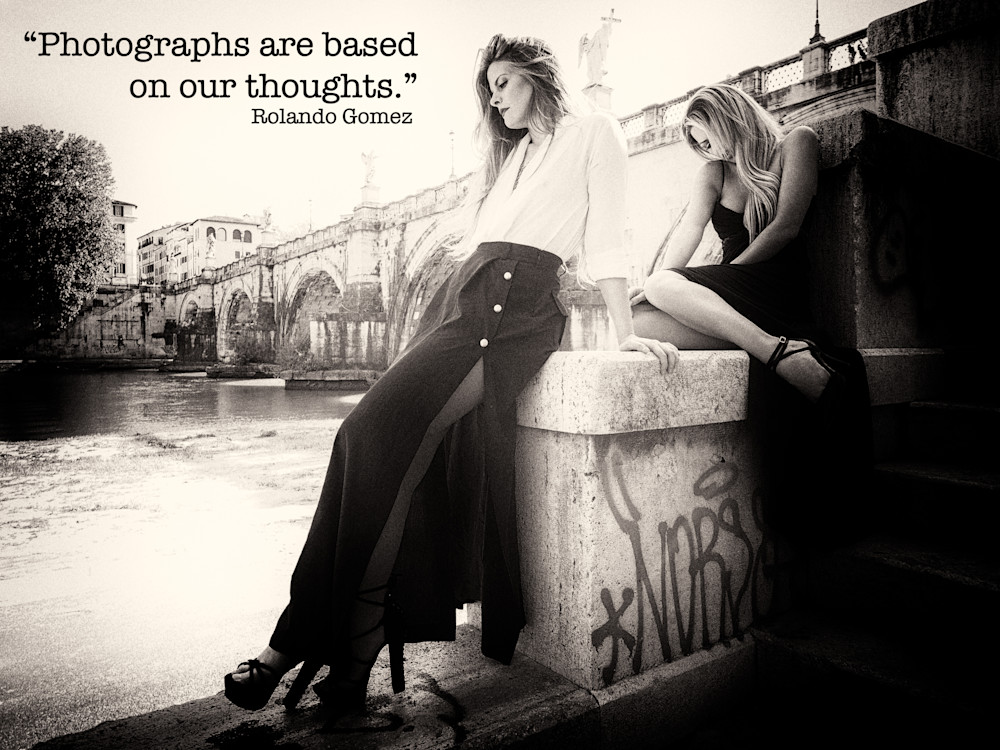 Photographers Thoughts
