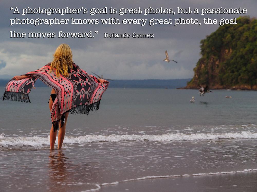 Photographer's Goal