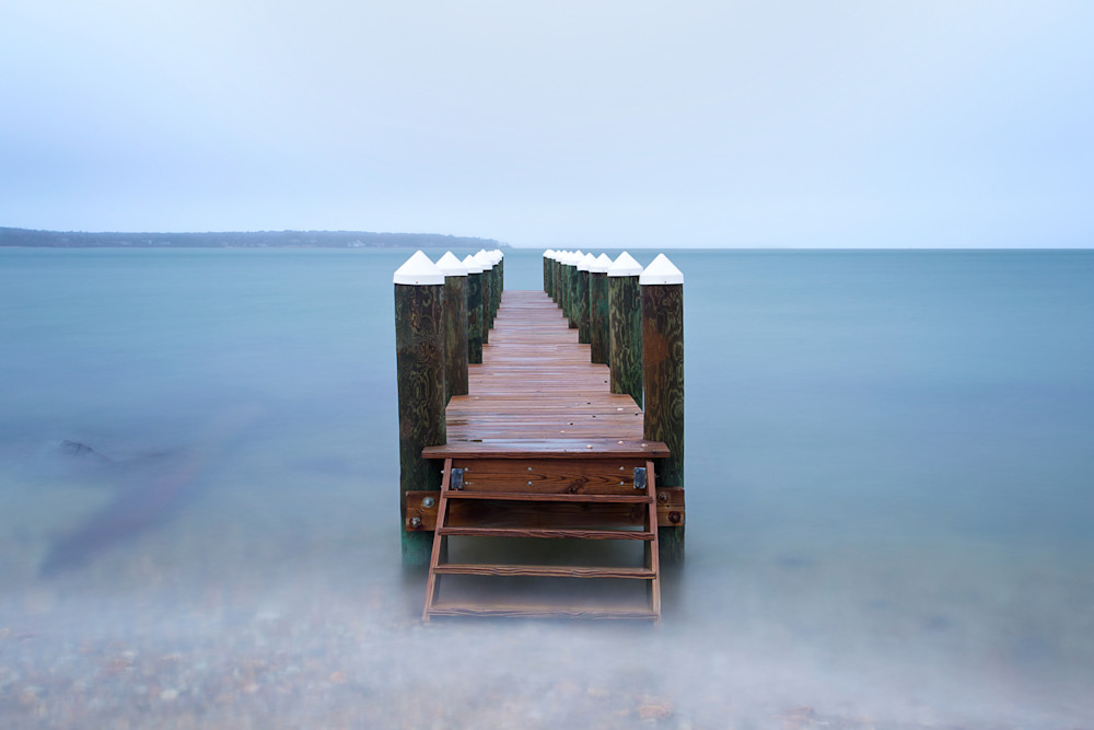 """Out to Sea"" Martha's Vineyard fine art seascape photography"