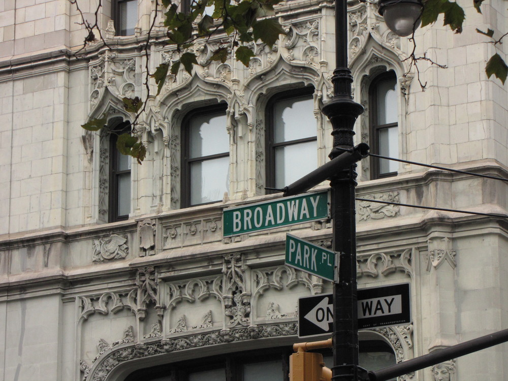 Park And Broadway Photography Art | Photoissimo - Fine Art Photography