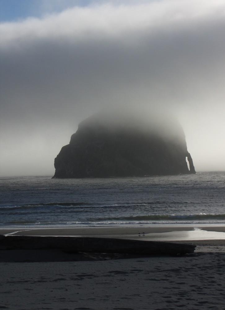 Haystack Rock   Pacific City Photography Art | Photoissimo - Fine Art Photography