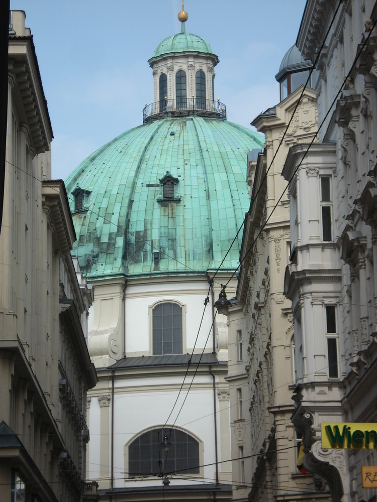 St. Peters In Vienna, Up Close And Personal Photography Art   Photoissimo - Fine Art Photography