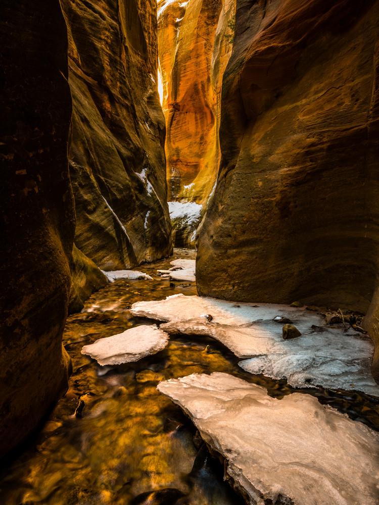 Kanarra Canyon