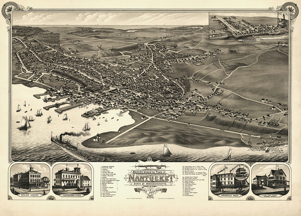 Nantucket, MA 1881