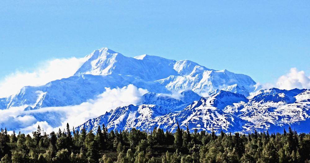 Mt. Denali or McKinley Alaska