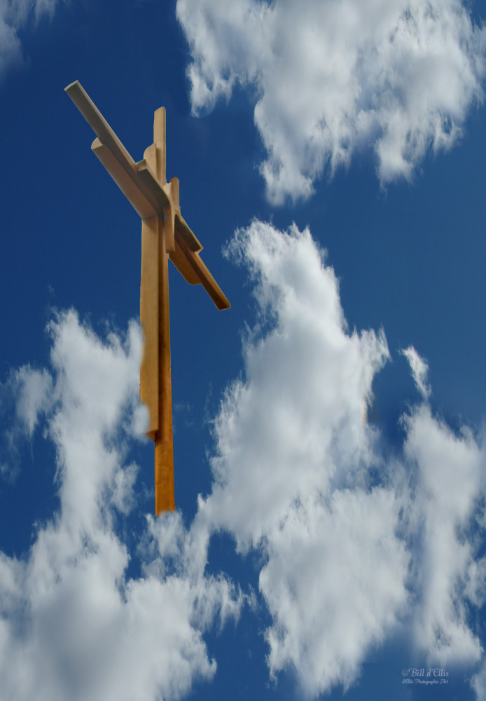 Photo of Cross Ascending | d'Ellis Photographic Art photographs, Bill