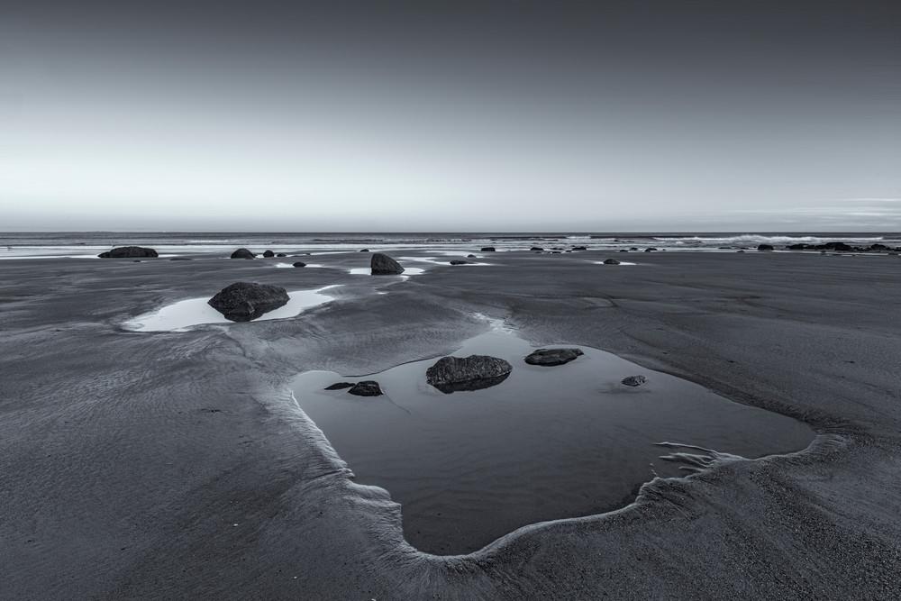 Plum Island Black and White
