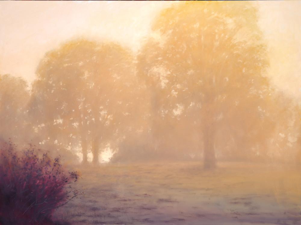 Atmospheric Oaks Art | Michael Orwick Arts LLC