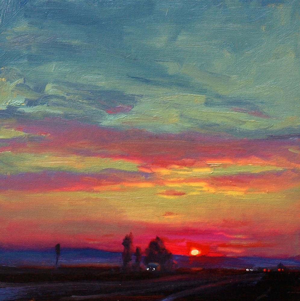 Road Home Art   Michael Orwick Arts LLC