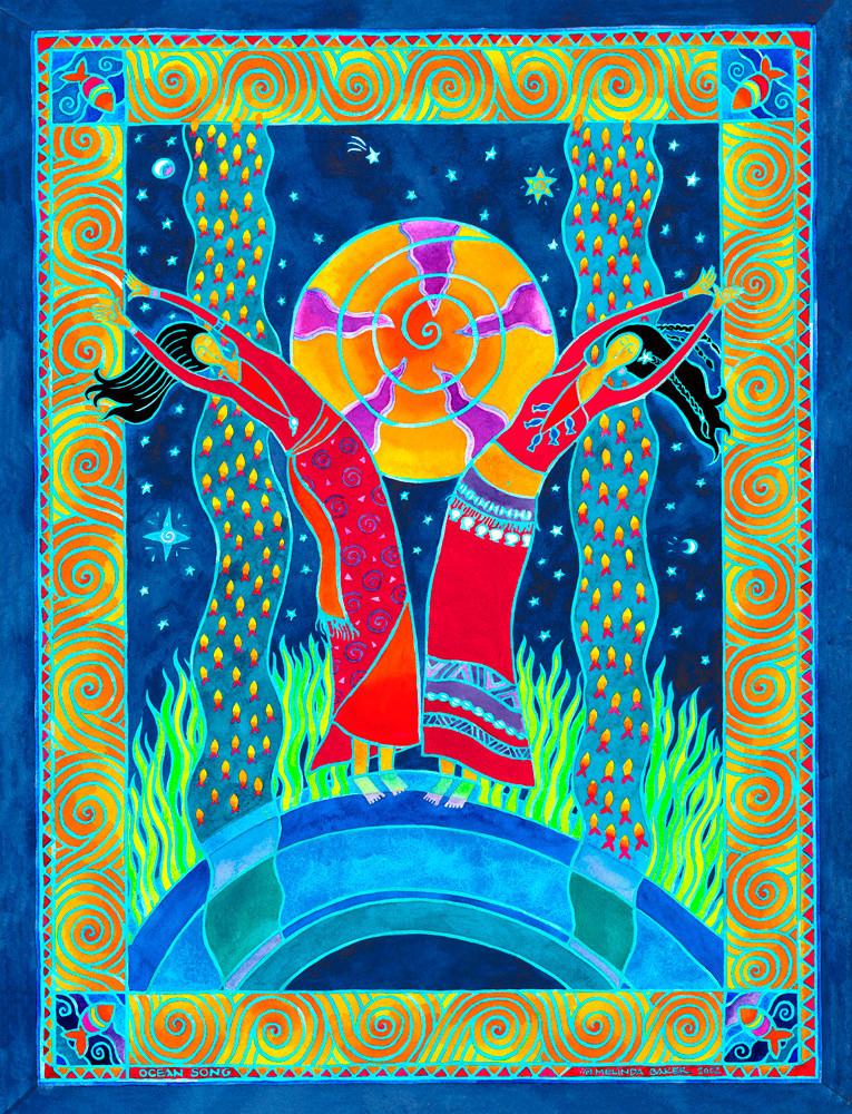 Ocean Song Art | Fine Art New Mexico