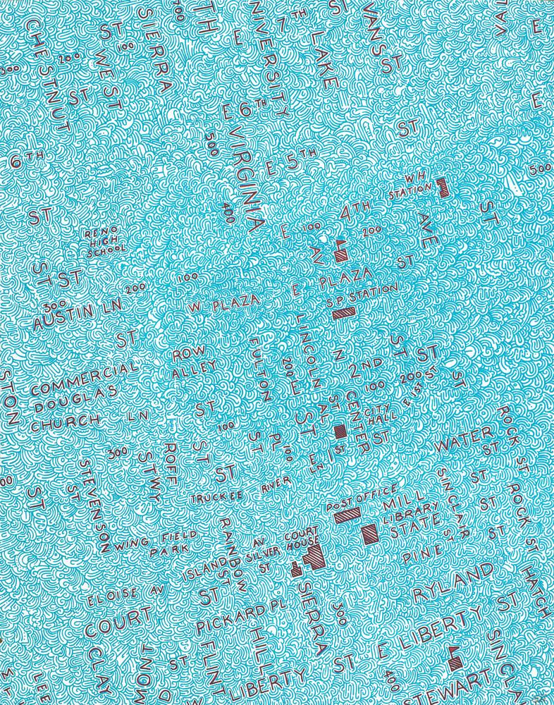 Reno Map
