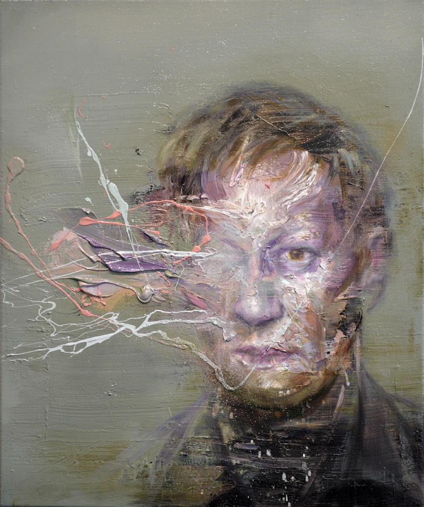 Study for Portrait of Robert Lepage