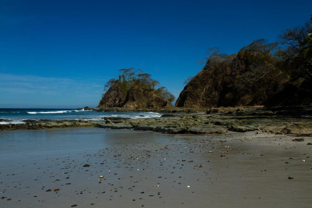 A Fine Art Photograph of a Beach in Costa Rica by Michael Pucciarelli