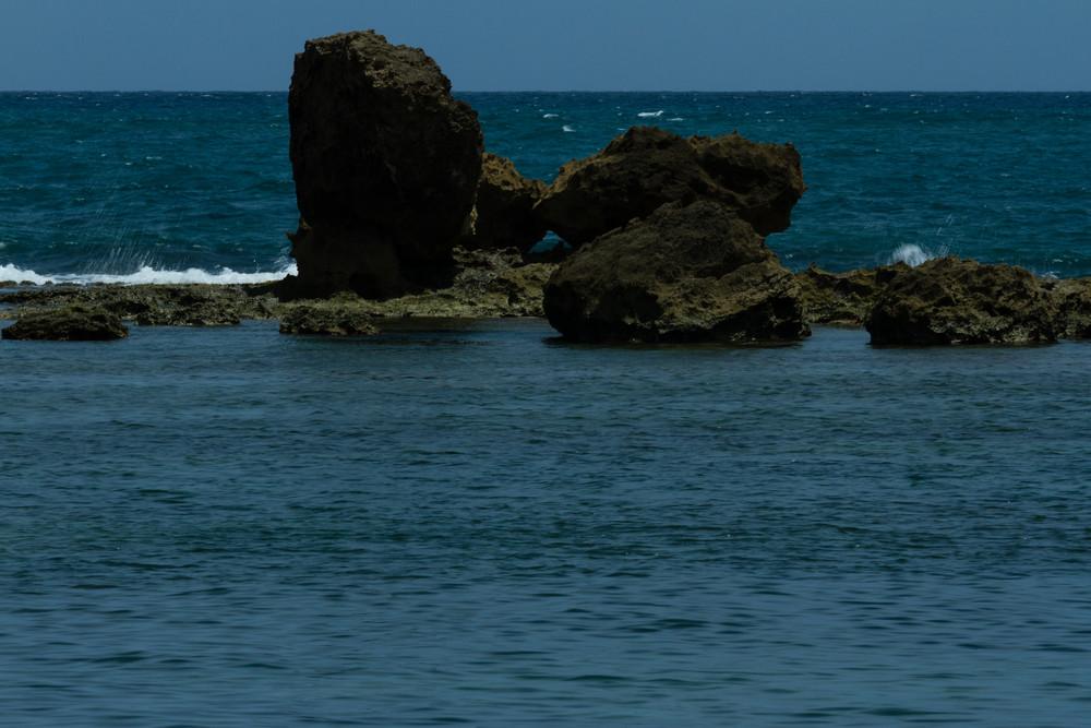 Fine Art Photographs of San Juan Shores of Rocks by Michael Pucciarelli